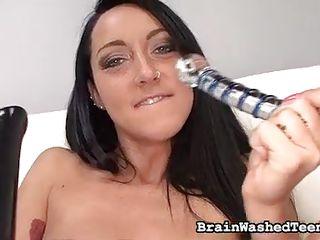 Жесткий секс молодых