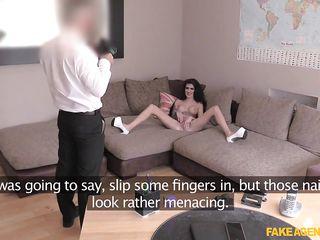 Порно фейк кастинг